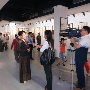Zouli Xiqiao Art Exhibit