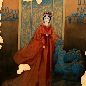 Lü Zhi, Empress of Emperor Gaozu of the Han Dynasty