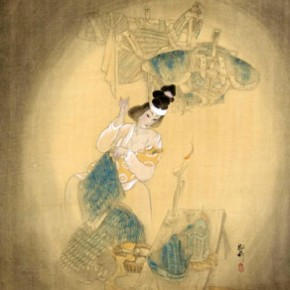 Zhang, Empress of Emperor Suzong of the Tang Dynasty