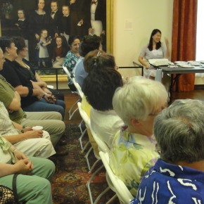 Zou Li's Lecture & Live Demonstration at Springfield Museums