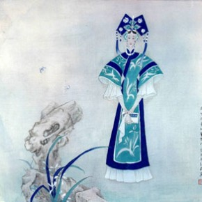 Dong'e, Consort of Emperor Shunzhi of the Qing Dynasty